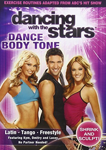 Dance Body Tone Dancing With The Stars Nr