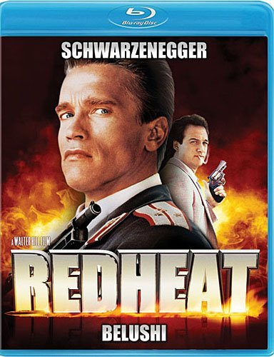 Red Heat Red Heat Blu Ray Ws R