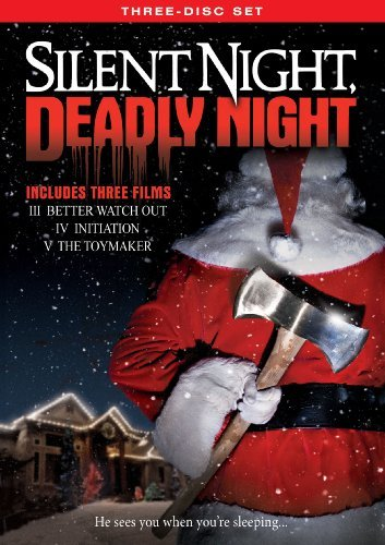 Silent Night Deadly Night Coll Silent Night Deadly Night Coll Ws R