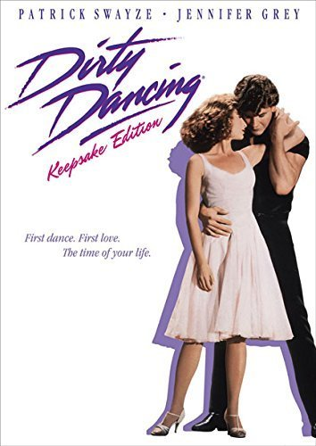 Dirty Dancing Swayze Grey Ws Lmtd Keepsake Ed. Pg13