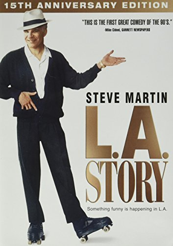 L.A. Story Martin Parker Tennant Ws Pg13