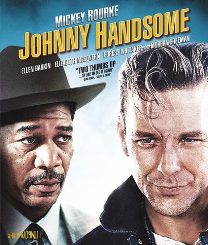 Johnny Handsome Rourke Freeman Blu Ray Ws R