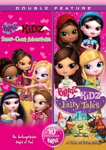 Kids Sleep Over Kids Fairy Tal Bratz Ws Nr