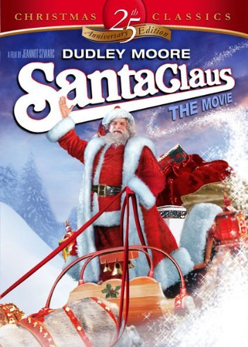 Santa Claus The Movie Moore Lithgow 25th Anniversary Edition Pg Ws