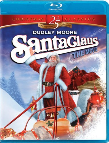 Santa Claus The Movie Moore Lithgow Blu Ray Pg