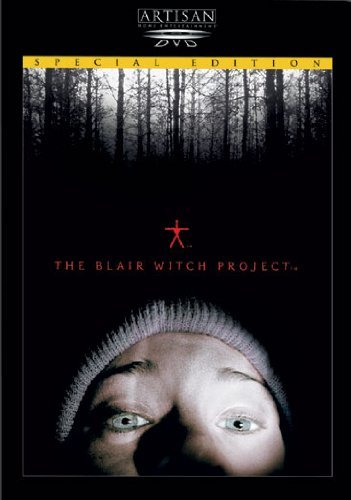 Blair Witch Project Donahue Williams DVD R