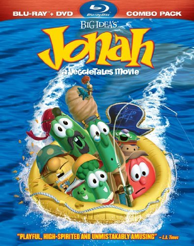 Jonah A Veggietales Movie Jonah A Veggietales Movie Blu Ray Ws G Incl. DVD
