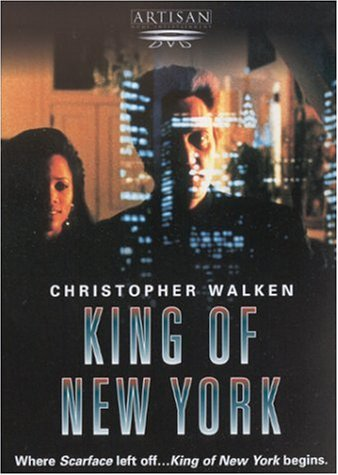 King Of New York Walken Caruso Fishburne Clr R