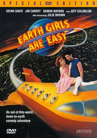 Earth Girls Are Easy Davis Goldblum Clr Cc Dss Ws Keeper Pg