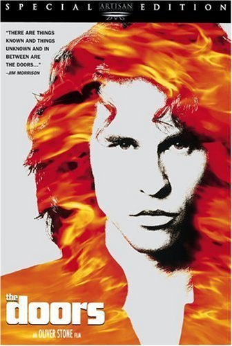 The Doors Kilmer Ryan DVD R Ws