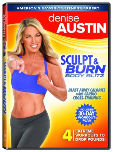 Denise Austin Sculpt & Burn Body Blitz Ws Nr