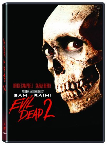 Evil Dead 2 Campbell Berry Hicks DVD R Ws