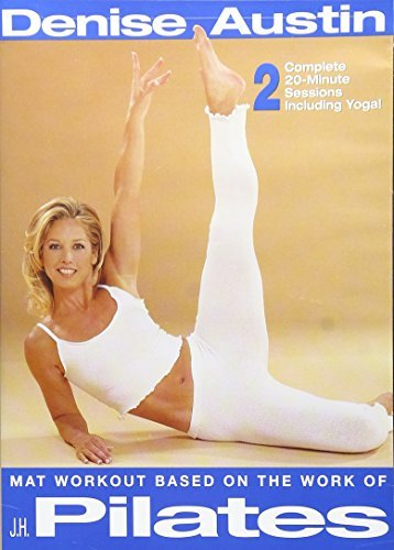 Denise Austin Mat Workout Based On The Work Nr
