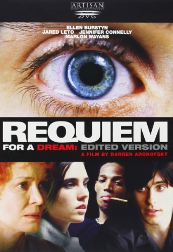 Requiem For A Dream Burstyn Leto Connelly Wayans Ws R