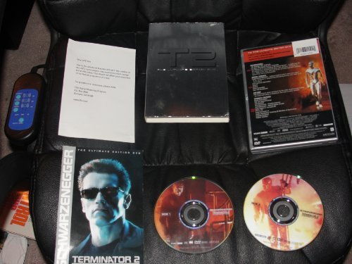 Terminator 2 Judgment Day Schwarzenegger Hamilton Furlon Ultimate Edition