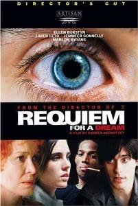 Requiem For A Dream Burstyn Leto Connelly Wayans DVD Unrated Ws