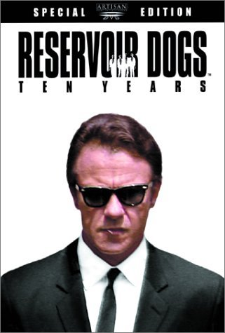 Reservoir Dogs Keitel Roth Madsen Clr Cc Ws R Spec. Ed. Mr. White