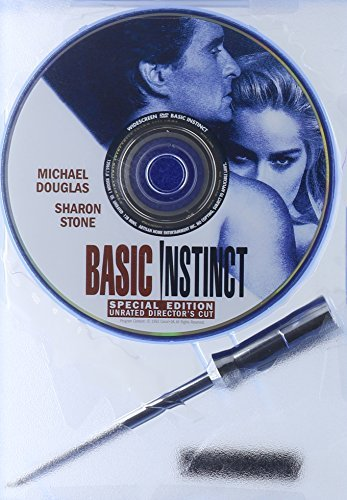 Basic Instinct Douglas Stone Clr Cc 5.1 Plastic Case R Unrated Spec.