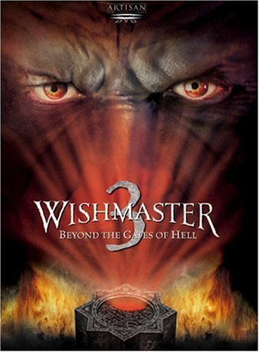 Wishmaster 3 Beyond The Gates Cook Smolinski Ws R