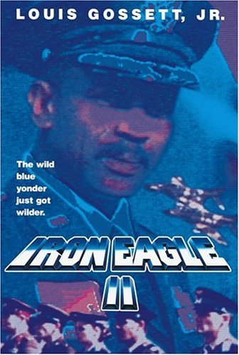 Iron Eagle 2 Gossett Jr. Humphrey Margolin Pg