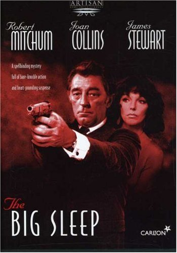 Big Sleep (1978) Mitchum Miles Boone Clark Fox Clr R