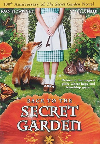 Back To The Secret Garden Plowright Lunghi Belle Baker R Clr Cc G