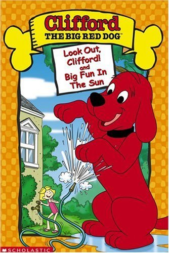 Clifford The Big Red Dog Look Out Clifford & Big Fun In Clr Chnr
