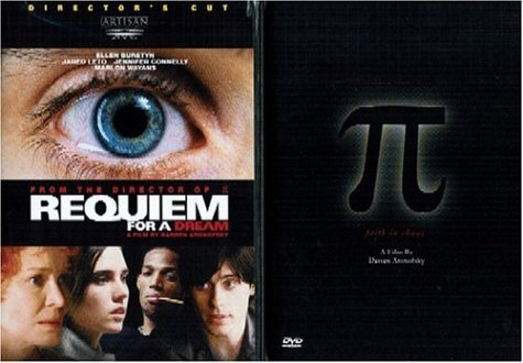 Requiem For A Dream Pi Artisan DVD Nr