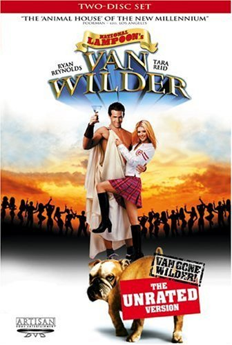 National Lampoon's Van Wilder Reynolds Reid Matheson Penn Ho Unrated 2 DVD