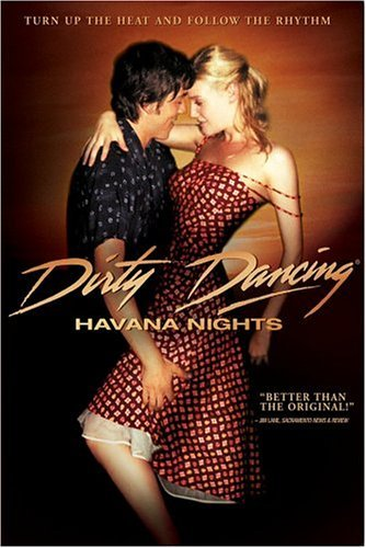 Dirty Dancing Havana Nights Garai Luna Jackson Boorem Ws Pg13