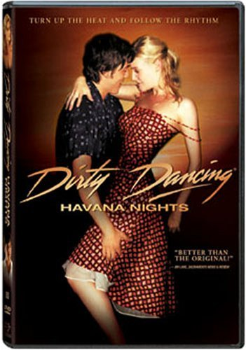 Dirty Dancing Havana Nights Garai Luna Jackson Boorem