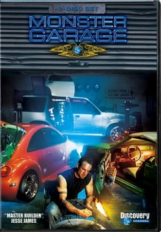 Monster Garage Monster Garage Clr Nr 2 DVD