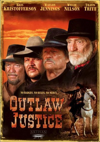 Outlaw Justice Kristofferson Jennings Nelson Clr Cc R