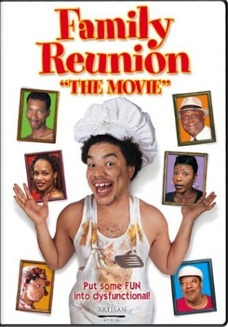 Family Reunion Movie Grant Drake Rey Colyar Mixon J Clr Cc Nr