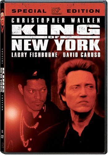 King Of New York Walken Fishburne Caruso Ws R Special Ed.