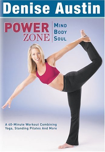 Denise Austin Power Zone Mind Body Soul Nr