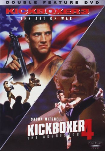 Kickboxer 3 Art Of War Kickbox Artisan 2 Pak Nr 2 DVD