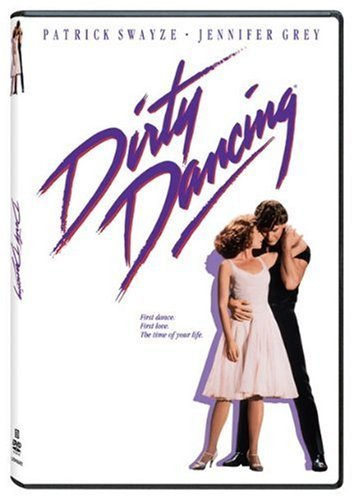 Dirty Dancing (1987) Swayze Grey DVD Pg13 Ws