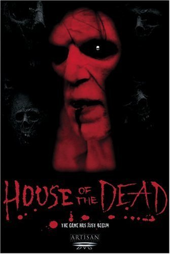 House Of The Dead Cherry Leitso Howard Grauer R