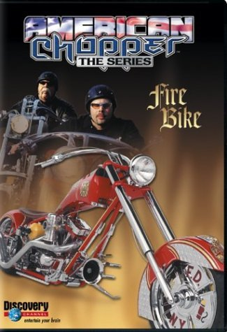 American Chopper Fire Bike Clr Nr