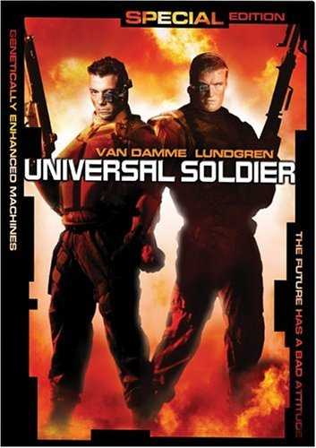 Universal Soldier Special Edit Universal Soldier Special Edit Ws R
