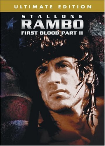 Rambo 2 Stallone Sylvester Ws R Ultimate Ed.