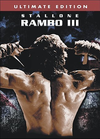 Rambo 3 Stallone Sylvester Ws R Ultimate Ed.