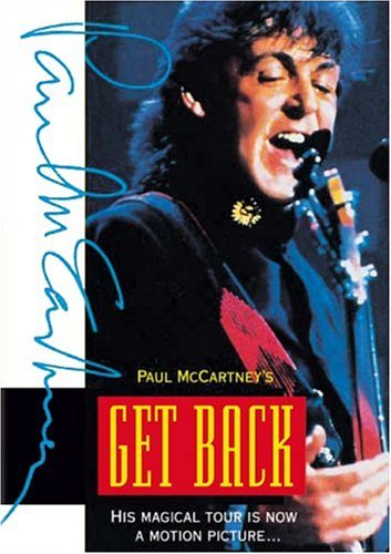 Paul Mccartney Get Back World Tour Movie