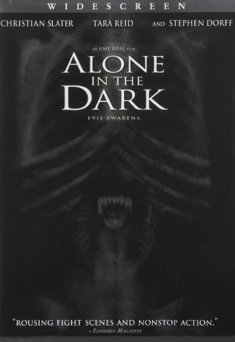 Alone In The Dark Slater Reid Dorff Clr Ws R