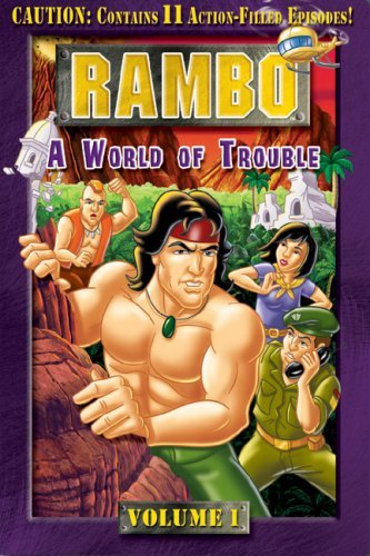 Rambo World Of Trouble Rambo World Of Trouble Chnr