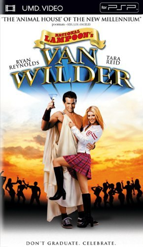 National Lampoon's Van Wilder Clr Umd Nr