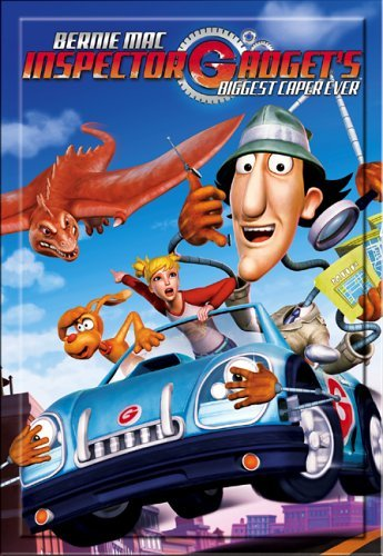 Biggest Caper Ever Inspector Gadget Ws Chnr
