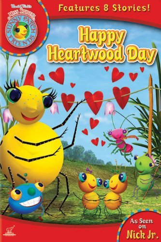 Happy Heartwood Day Miss Spider Series Nr
