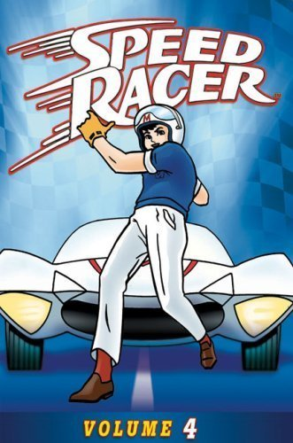 Speed Racer Speed Racer Vol. 4 Clr Nr